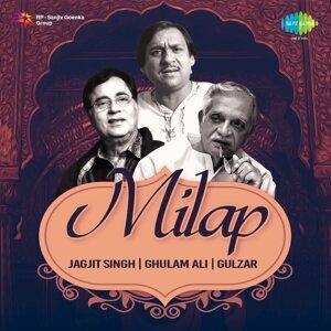 Jagjit Singh, Preeti Uttam, Ghulam Ali 歌手頭像