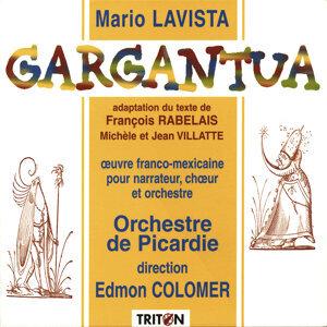 Philippe Murgier, Guillermo Sheridan, Orchestre de Picardie & Edmon Colomer 歌手頭像