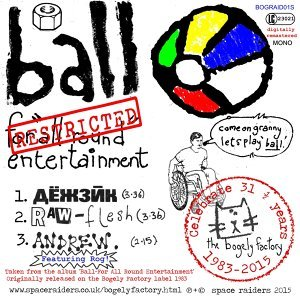 Ball Bogely Factory 歌手頭像