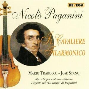 Josè Scanu, Mario Trabucco 歌手頭像