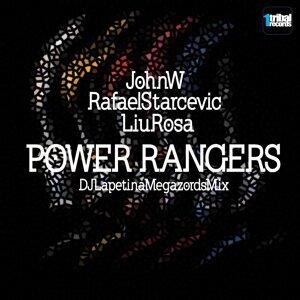 John W,  Rafael Starcevic,  LiuRosa 歌手頭像