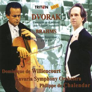 Dominique de Williencourt, Savaria Symphony Orchestra & Philippe de Chalendar 歌手頭像
