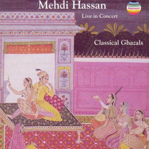 Ustad Mehdi Hassan 歌手頭像