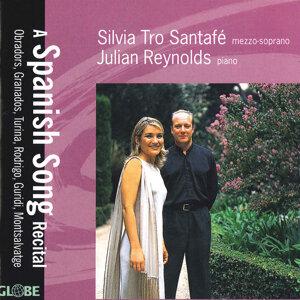 Silvia Tro Santafé, Julian Reynolds 歌手頭像