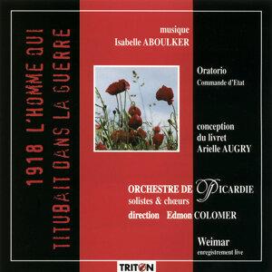 Orchestre de Picardie & Edmon Colomer 歌手頭像