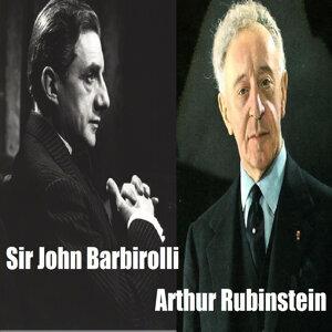 Arthur Rubinstein, The London Symphony Orchestra 歌手頭像