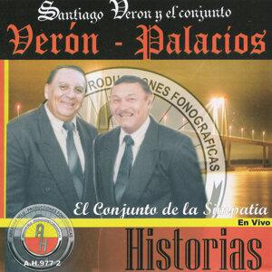 Santiago Verón y el Conjunto Verón-Palacios 歌手頭像