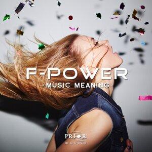 F-power 歌手頭像