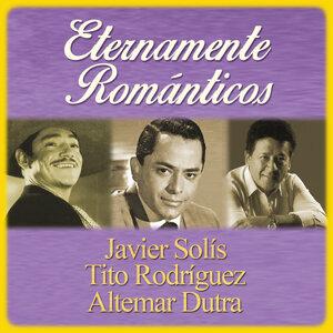 Javier Solís, Tito Rodríguez y Altemar Dutra 歌手頭像