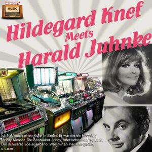 Hildegard Knef|Don Ameche|Harald Juhnke 歌手頭像