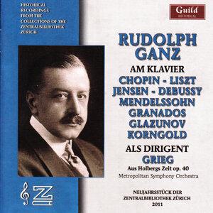Metropolitan Symphony Orchestra, Rudolph Ganz 歌手頭像