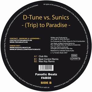 D-Tune vs. Sunics