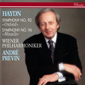 André Previn, Wiener Philharmoniker 歌手頭像