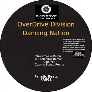 OverDrive Division 歌手頭像
