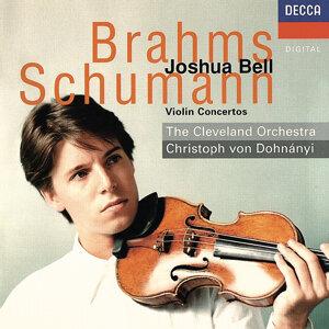 Joshua Bell, The Cleveland Orchestra, Christoph von Dohnanyi 歌手頭像