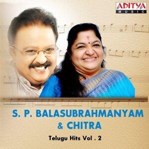 S. P. Balasubrahmanyam, Chitra 歌手頭像