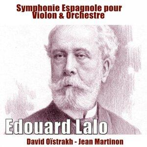 David Oïstrakh, Jean Martinon, Philharmonia Orchestra 歌手頭像