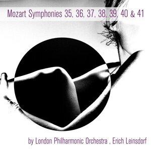 Erich Leinsdorf, London Philharmonic Orchestra 歌手頭像