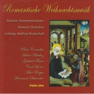 Marion Ludwig, Mathias Breitschaft, Mainzer Kammerorchester 歌手頭像
