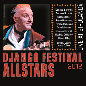 Django Festival All Stars 歌手頭像