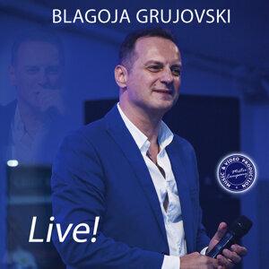 Blagoja Grujovski 歌手頭像