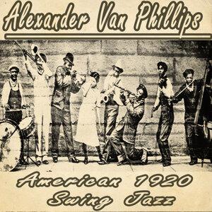 Alexander Van Phillips 歌手頭像