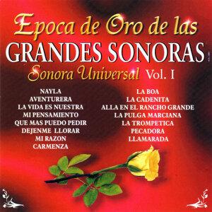 Sonora Universal 歌手頭像