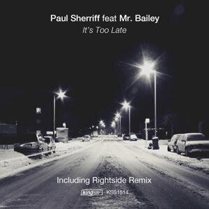 Paul Sherriff 歌手頭像