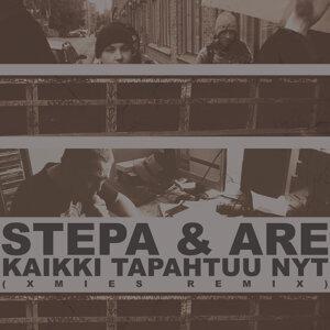 Stepa, Are 歌手頭像