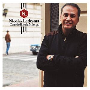 Nicolás Ledesma 歌手頭像