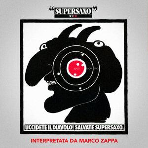 Marco Zappa, Supersaxo 歌手頭像