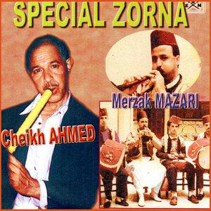 Cheikh Ahmed, Merzak Mazari 歌手頭像