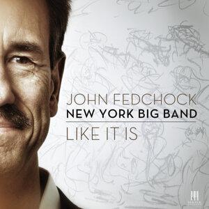 John Fedchock New York Big Band