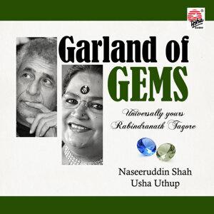 Usha Uthup, Naseeruddin Shah 歌手頭像