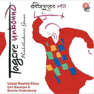 Usri Banerjee, Bonnie Chakraborty, Ustad Rashid Khan 歌手頭像