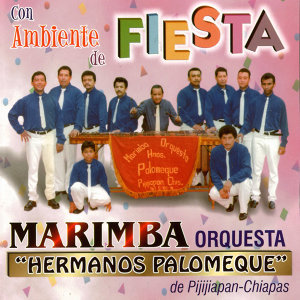 "Marimba Orquesta ""hermanos Palomeque"" 歌手頭像"