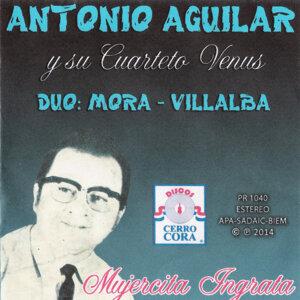 Antonio Aguilar y su Cuarteto Venus 歌手頭像