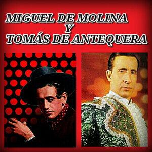 Miguel de Molina y Tomás de Antequera 歌手頭像
