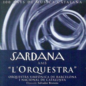 Orquestra Simfònica de Barcelona i Nacional de Catalunya, Salvador Brotons 歌手頭像