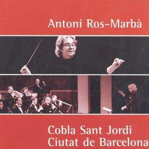 Josep Antoni Sánchez, Marià Franco, Cobla Sant Jordi Ciudat de Barcelona 歌手頭像