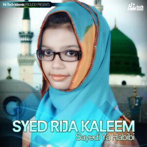 Syed Rija Kaleem 歌手頭像