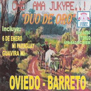 Dúo De Oro: Oviedo-Barreto 歌手頭像