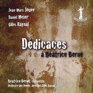 Béatrice Berne, Orchestre des Dômes & Gilles Raynal 歌手頭像