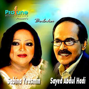 Sabina Yeasmin, Sayed Abdul Hadi 歌手頭像