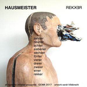 Hausmeister アーティスト写真