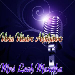 Mrs Leah Mwatha 歌手頭像