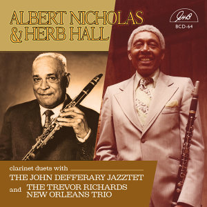 Albert Nicholas & Herb Hall 歌手頭像