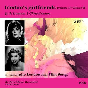 Julie London|Chris Connor 歌手頭像