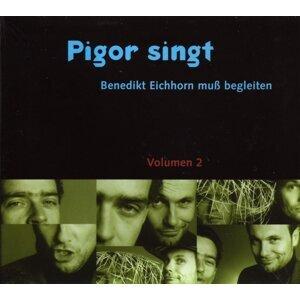 Pigor singt, Benedikt Eichhorn muss begleiten アーティスト写真