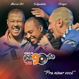 Amigos Do Pagode 90